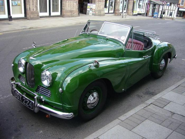 Jowett Jupiter Mk2 Take to the Road Feature
