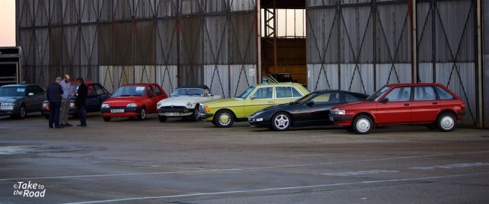 Take to the Road Feature Classics Central