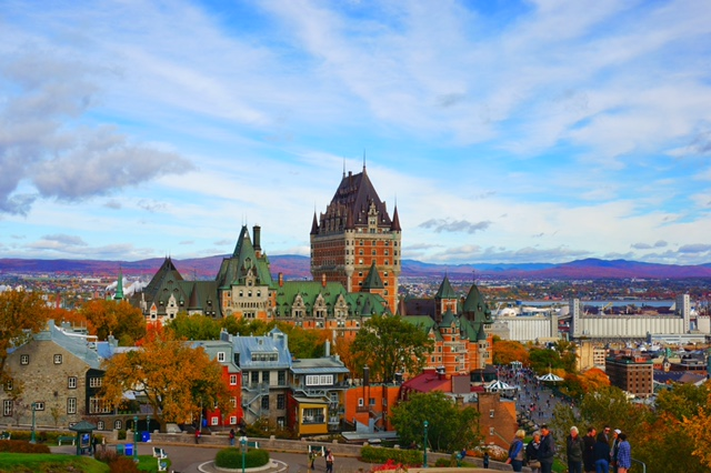 3 Day Montreal Quebec City Lake George Tour From Boston