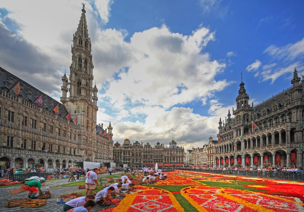 3 Day Itinerary: What to do in Brussels