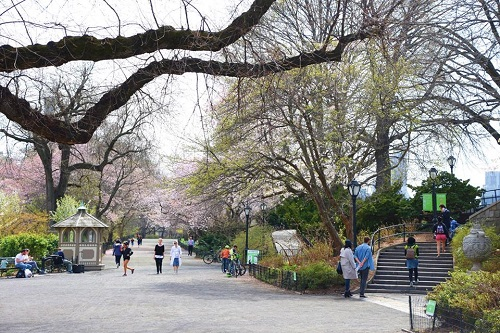 7 days in New York things to do in NYC Central Park takingtotheopenroad peggytee