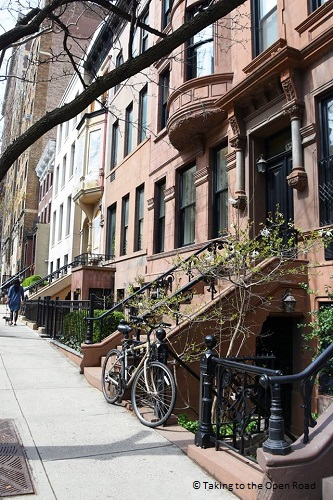 7 days in New York things to do in NYC UES takingtotheopenroad peggytee