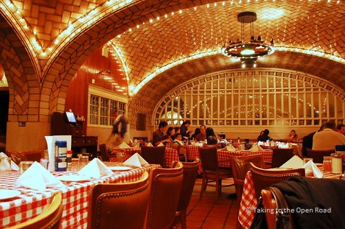 7 days in New York things to do in NYC oyster bar grand central statin takingtotheopenroad peggytee
