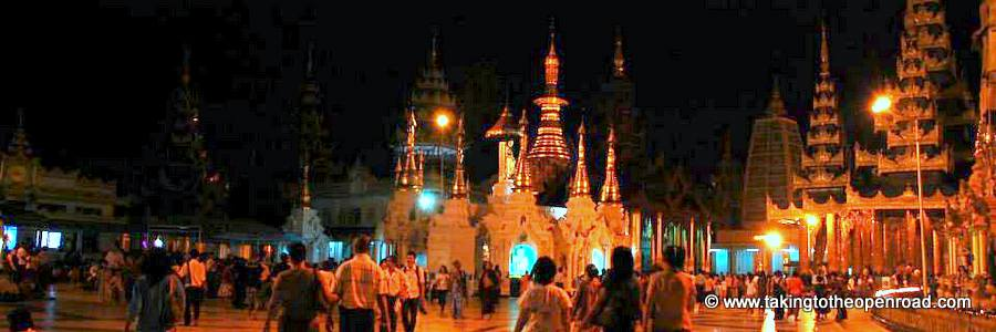 3 Days in Yangon, Myanmar