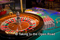 top online casino roulette table london sportsman casino taking to the open road peggy tee