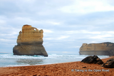 3 days on the great ocean road twelve apostles closeup taking to the open road peggy tee