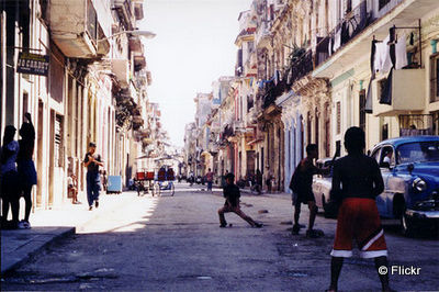 Must see Places Havana Cuba baseball Taking to the Open Road Peggy Tee © Flickr