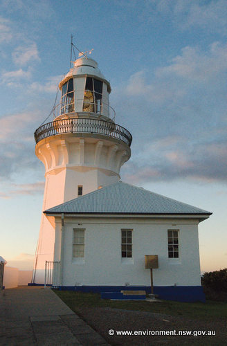 Smoky Cape Lighthouse Keepers Cottage, Hat Head NP