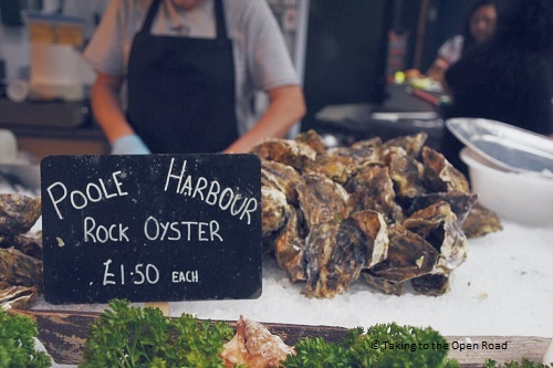 3 days in london on the cheap oysters borough markets takingtotheopenroad peggytee