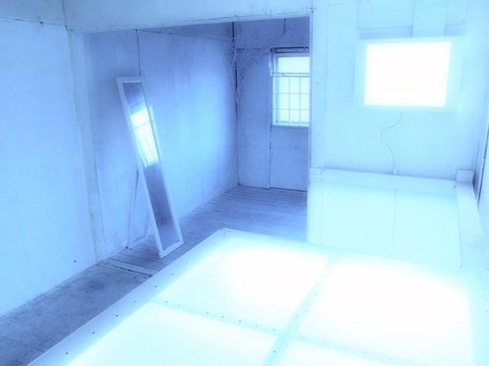 光画社スタジオ「素」ライトキューブの部屋
