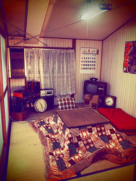 光画社スタジオ「宙」和室