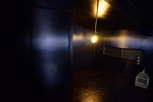光画社スタジオ「宙」のカーボンブラックルーム