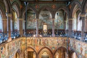 素敵なカフェと非常に美しい美術館 〜 Archipelago Bakery & スコットランド国立肖像画美術館