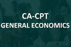 Ca Cpt general economics online classes