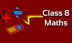 CBSE Class 8 Maths Classes