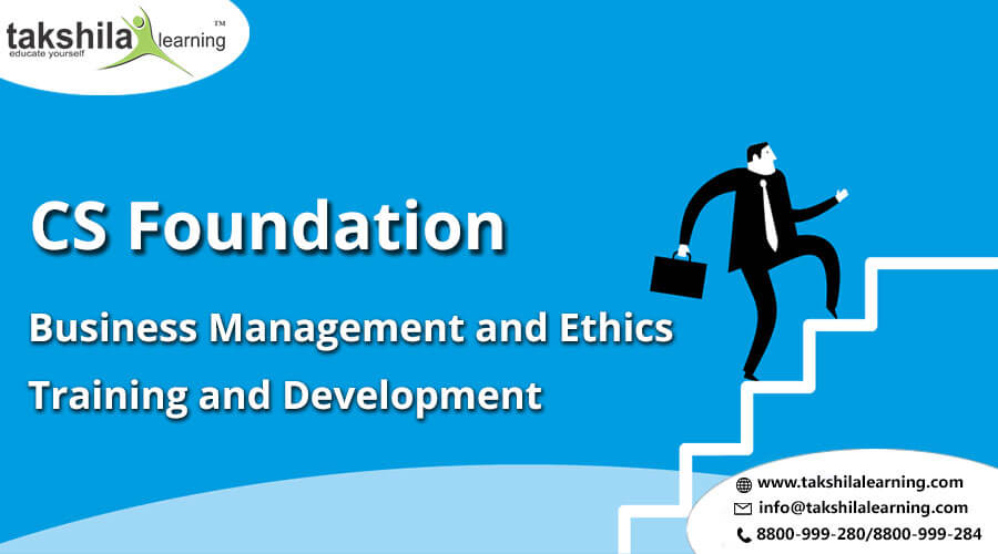 CS Business Management and Ethics - Training and Development