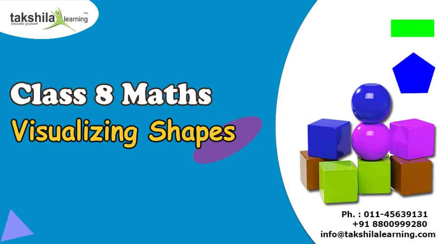 CBSE & NCERT Solutions Class 8 Maths Visualizing Shapes : Chapter 16