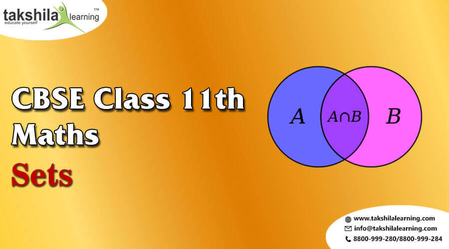 Learn CBSE & NCERT Solutions for Class 11 : Topic SETS