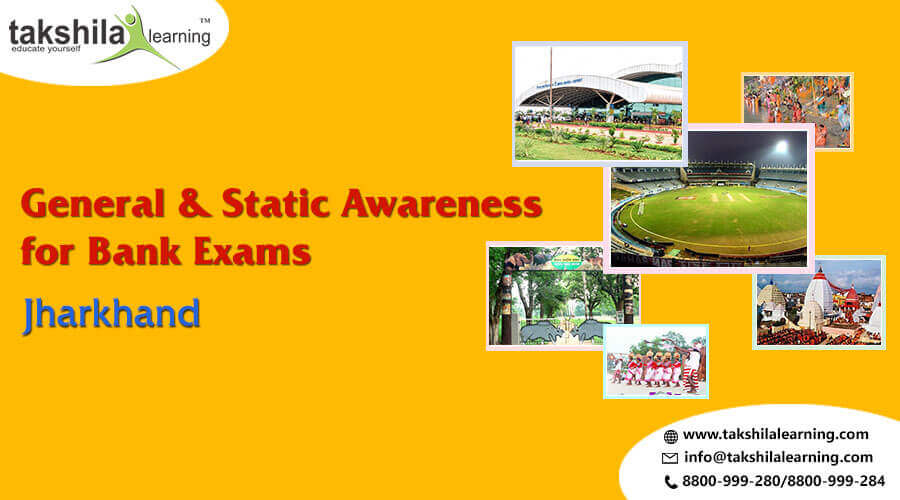 Static Awareness of Jharkhand : An Insight Into The Indian States