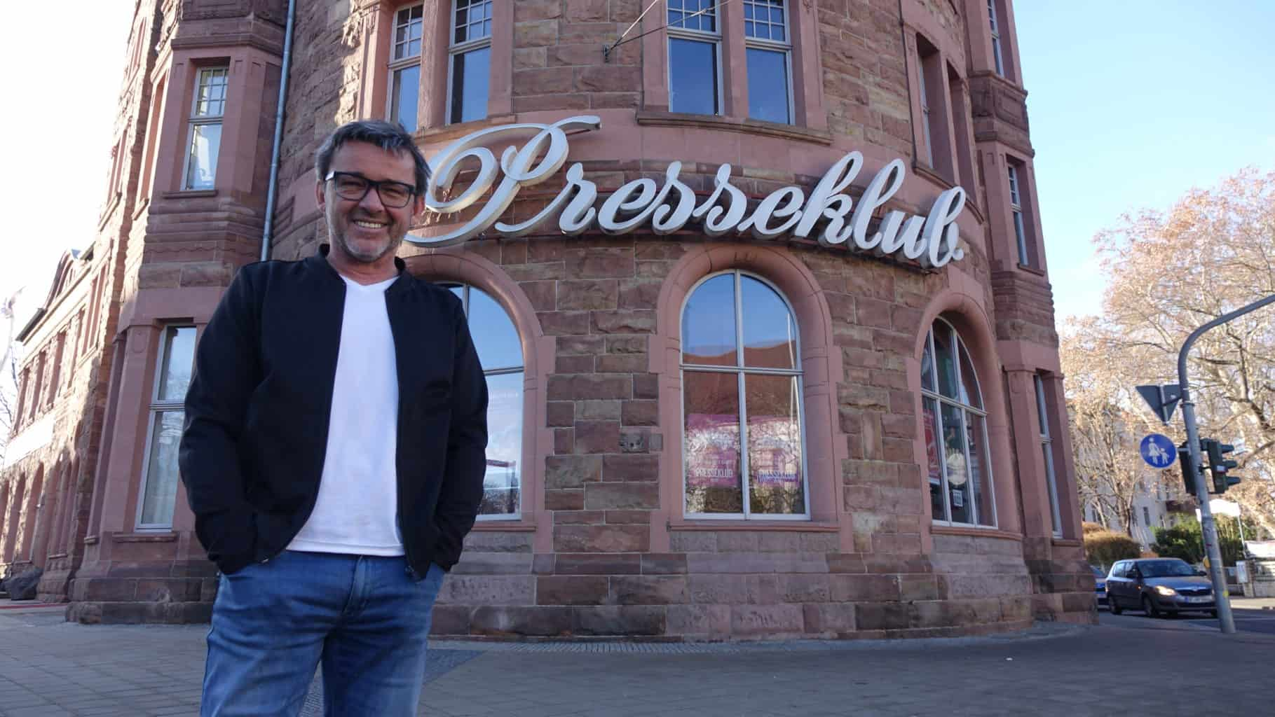 Presseklub Erfurt Eine Größe auf der Thüringer Tanzlandkarte   t ...
