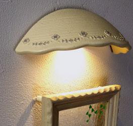 ディーズガーデンのライト