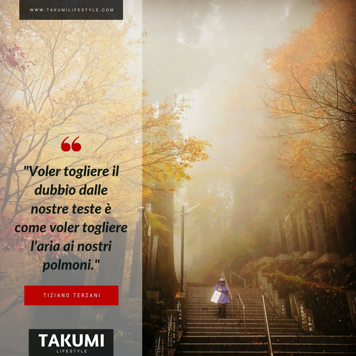 TAKUMI lifestyle | quote#16