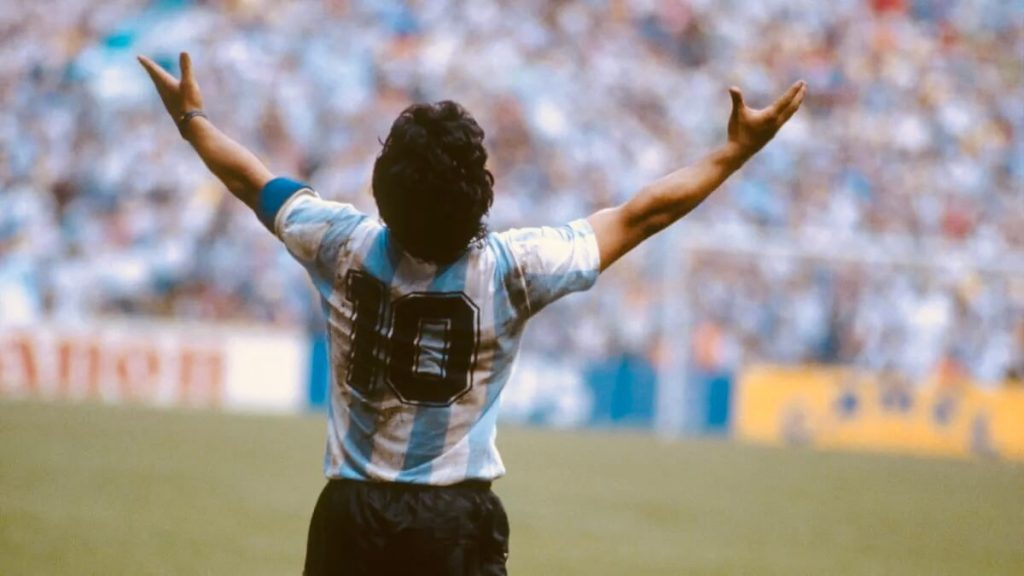 TAKUMI lifestyle - Diego Armando Maradona © Getty images