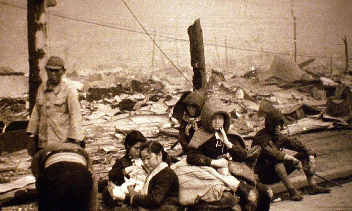 TAKUMI lifestyle - Il 15 Agosto - guerra