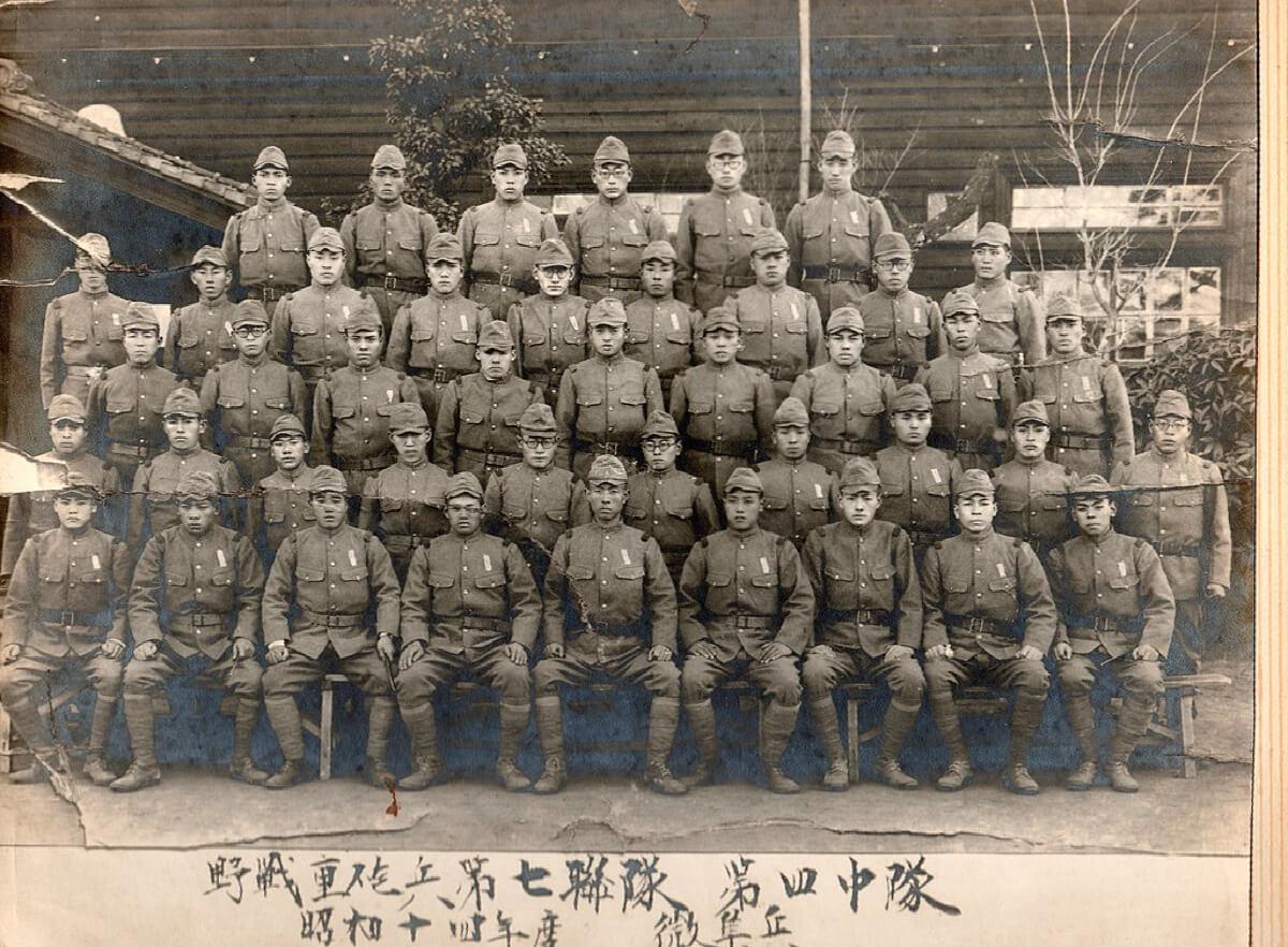 TAKUMI lifestyle - Il 15 Agosto - soldati giapponesi