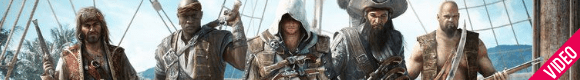 Assassin's Creed: Black Flag Launch trailer
