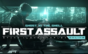 Ghost in the Shell FPS Trailer