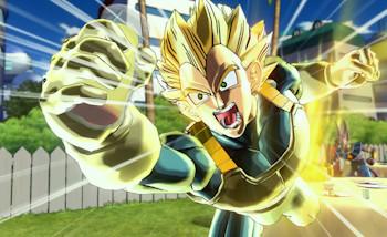 Test de Dragon Ball Xenoverse sur Playstation 4