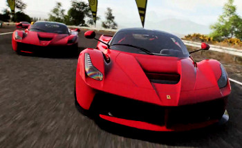 La LaFerrari bientôt disponible dans DriveClub
