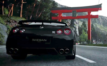 DriveClub : La Nissan GT-R disponible dans le RPM Expansion Pack de Juin