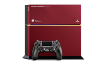 La Playstation 4 Edition Limitée Metal Gear Solid V The Phantom Pain annoncé en Europe