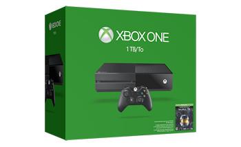 Microsoft dévoile officiellement la Xbox One 1To