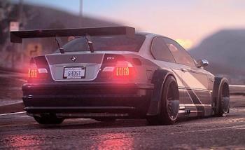 La BMW M3 E46 de retour dans le prochain Nedd For Speed
