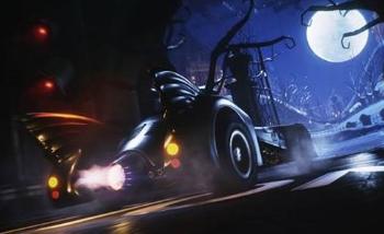 La Batmobile de 1989 disponible dans Batman: Arkham Knight
