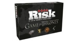 HBO et Winning Moves dévoilent le Risk Game of Thrones