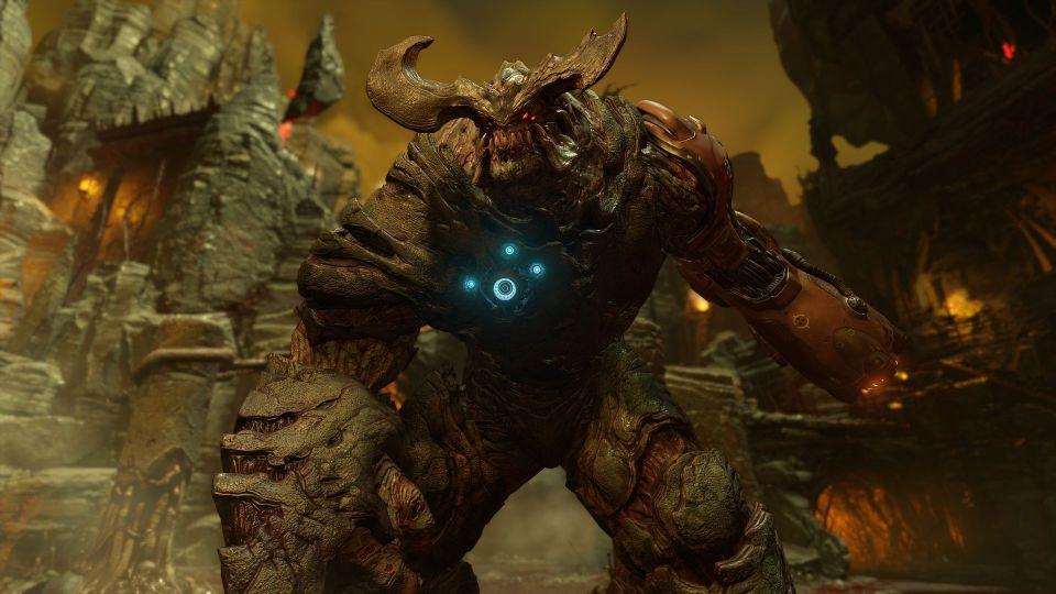 Une bêta ouverte pour Doom et du contenu post-lancement
