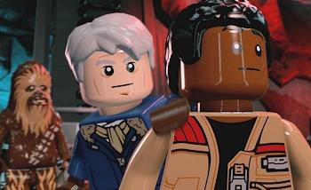Lego Star Wars Le Réveil de La Force : Présentation de Finn