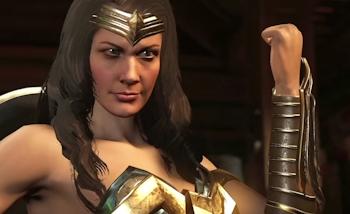 Injustice 2 : Blue Beetle et Wonder Woman présentés
