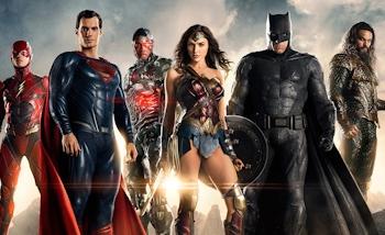 Une première bande annonce de Justice League à la Comic Con