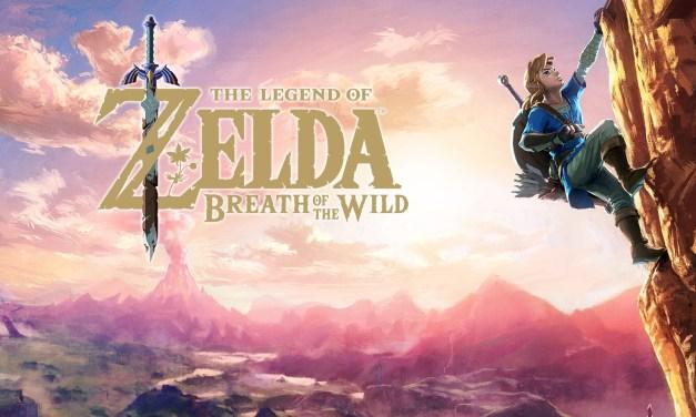 Un nouveau trailer et du gameplay pour The Legend of Zelda: Breath of the Wild