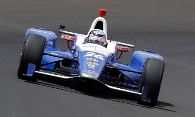 Takuma Sato remporte les 500 miles d'Indianapolis