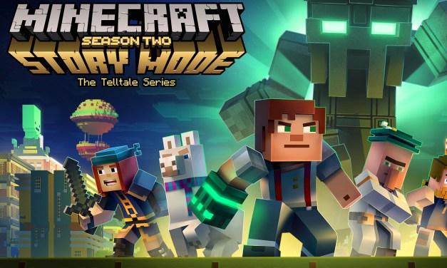 Telltale Games et Mojang annoncent une date pour la saison 2 de Minecraft: Story Mode