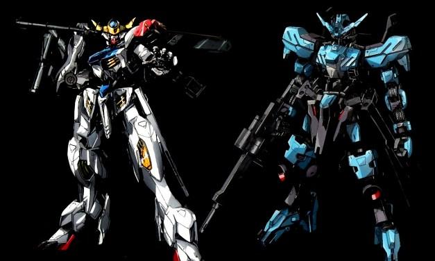 Les créations de Kyo512a ressemblent plus à des illustrations qu'à des maquettes Gundam