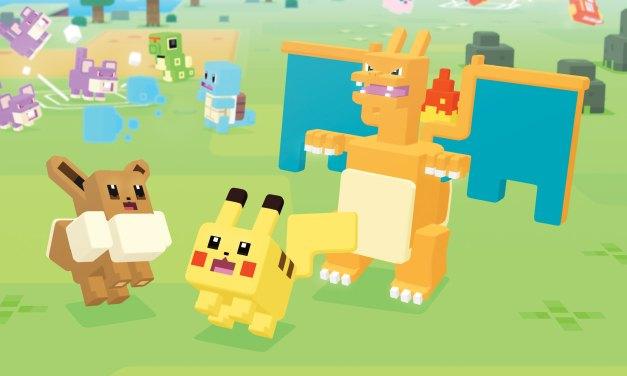 Pokémon Quest est disponible dès maintenant sur Android et IOS