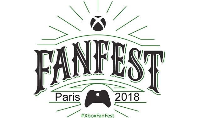 Paris Games Week 2018 : Le FanFest et le line up de Microsoft
