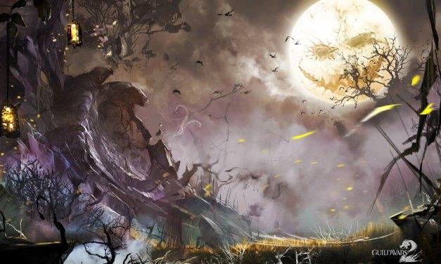 Guild Wars 2 : l'Ombre du Roi Dément de retour pour Halloween